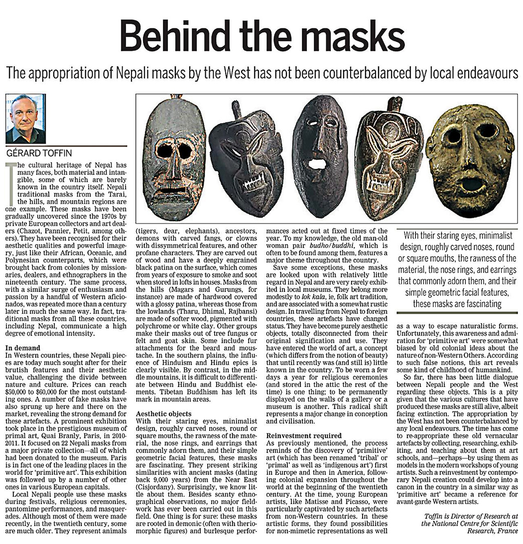 Behind-the-masks